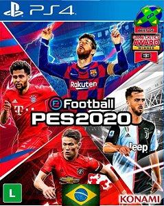 PES 2020 - PRO EVOLUTION SOCCER 2020 - PS4