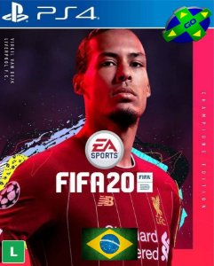 FIFA 20 EDIÇÃO DOS CAMPEÕES - PS4