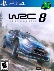 WRC 8 FIA WORLD RALLY CHAMPIONSHIP - PS4