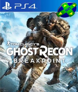 TOM CLANCYS GHOST RECON BREAKPOINT - PS4