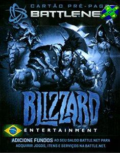 CARTÃO BLIZZARD