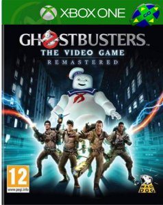 GHOSTBUSTERS THE VIDEO GAME REMASTERED - XBOX ONE