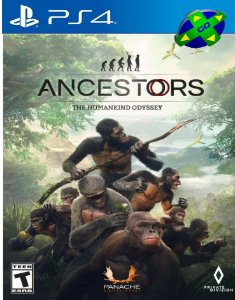 ANCESTORS: THE HUMANKIND ODYSSEY - PS4