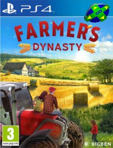 FARMER'S DINASTY - PS4