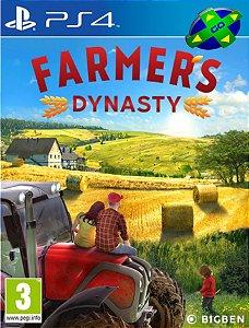 Farmer's Dinasty - PS4