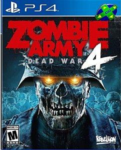 ZOMBIE ARMY 4 DEAD WAR ZOMBIE - PS4