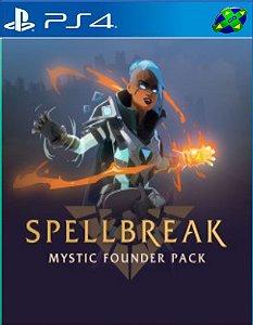 SPELLBREAK: MYSTIC FOUNDER PACK - PS4