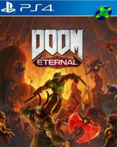 DOOM ETERNAL: STANDARD EDITION - PS4