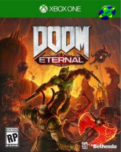 DOOM ETERNAL: STANDARD EDITION - XBOX ONE
