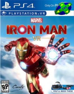 MARVEL IRON MAN - VR PS4