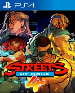 STREETS OF RAGE 4 - PS4