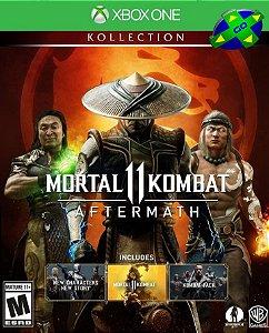 MORTAL KOMBAT 11 COLEÇÃO AFTERMATH  - XBOX ONE