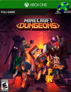 MINECRAFT DUNGEONS - XBOX ONE