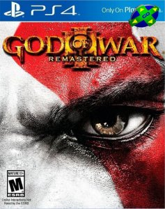 GOD OF WAR 3 - PS4