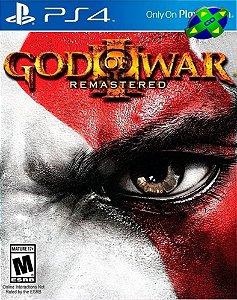 GOD OF WAR 3 - PS4/PS5