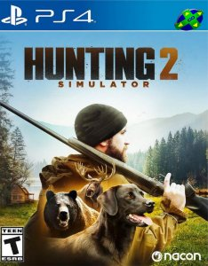 HUNTUNG SIMULATOR 2 - PS4