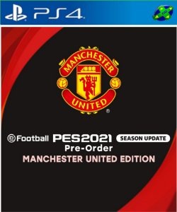 PES 2021 MANCHESTER - PS4