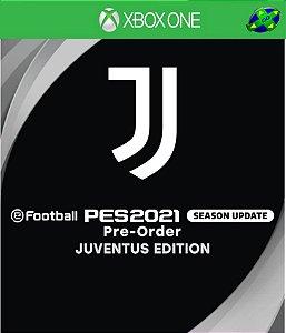 PES 2021 JUVENTUS - PES 21 - XBOX ONE