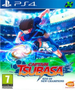 CAPTAIN TSUBASA: RISE OF NEW CHAMPIONS- PS4