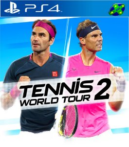 TENNIS WORLD TOUR 2 - PS4
