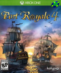 PORT ROYALE 4 -XBOX ONE
