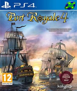 PORT ROYALE 4 - PS4