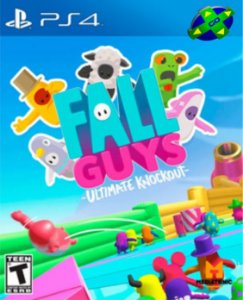 FALL GUYS ULTIMATE KNOCKOUT - PS4