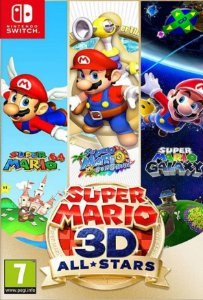 Super Mario 3D All  Stars - NINTENDO SWITCH