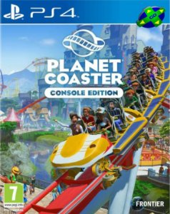 Planet Coaster Console Edition - PS4