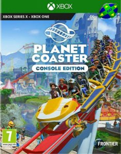 Planet Coaster Console Edition - XBOX ONE