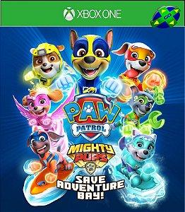 Patrulha PATA Os Cachorrinhos Poderosos salvam a Baía da Aventura - Xbox One