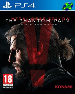Metal Gear Solid 5 Phantom Pain - PS4