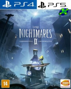 Little Nightmares II - PS4 e PS5