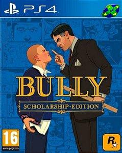 Bully  -  Ps4