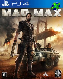 Mad Max - PS4/PS5