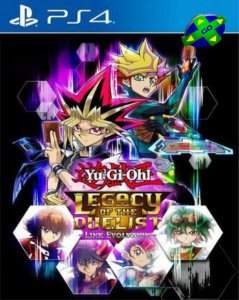 Yu-Gi-Oh Legacy Of The Duelis - PS4/PS5