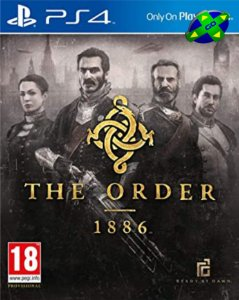 The Order 1886 - PS4/PS5