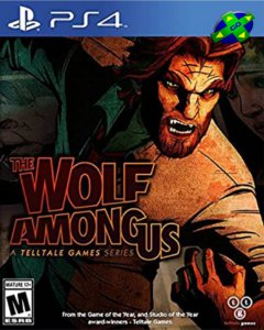 The Wolf Among Us - PS4/PS5