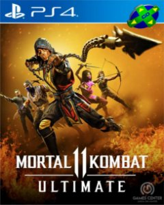 MORTAL KOMBAT 11 ULTIMATE - PS4/PS5