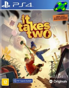 It Takes Two - PS4/PS5