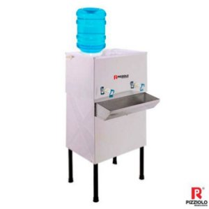 Bebedouro Industrial 150 litros Garrafão em Inox P150G