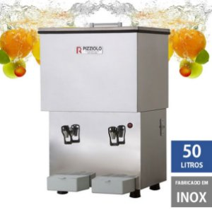 Refresqueira Industrial Inox 50 litros P50R