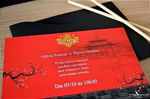 Convite Dom Pedro