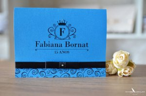 Convite Fabiana