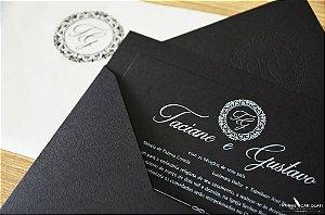Convite Taciane