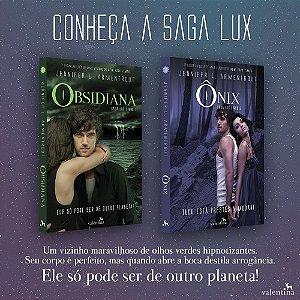 Obsidiana e Ônix | Saga Lux - Volumes 1 e 2 - Jennifer L. Armentrout