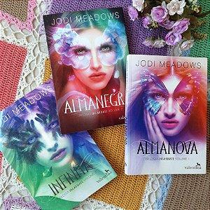 Trilogia Incarnate - Almanova, Almanegra e Infinita