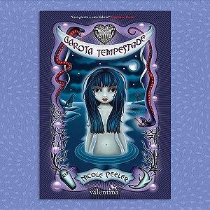 Garota Tempestade - O Estranho Mundo de Jane True, vol. 1 | Nicole Peeler