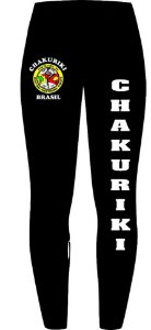 Calça Legging Chakuriki Unisex