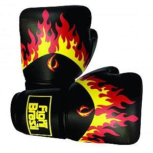 Luva De Muay Thai / Boxe FÊNIX